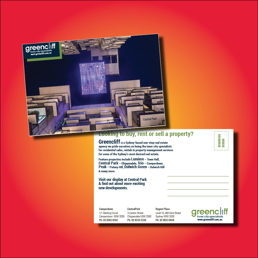 Post Cards and Direct Mail Marketing